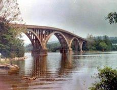Solway Bridge (old) photo